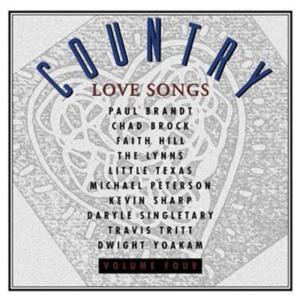 群星的專輯Country Love Songs Volume Three