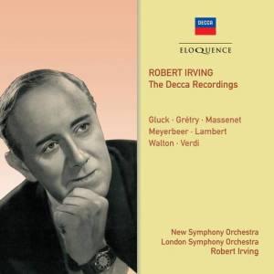Robert Irving