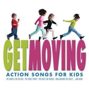 The Get Moving Kids Chorus