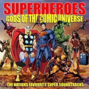 Gods Of The Comic Universe